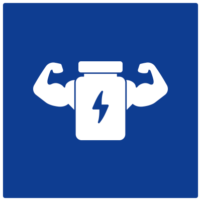 Zone musculation